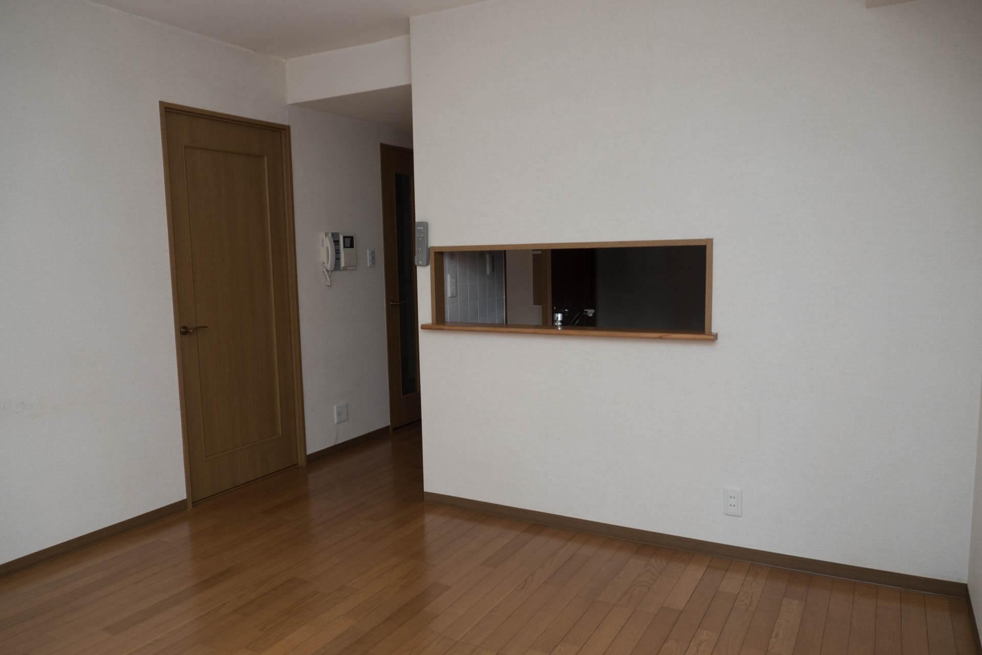キッチン(外側)